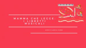 libretti musicali sonori cartonati